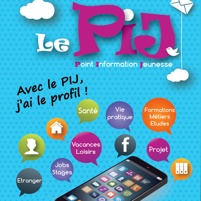 le point information jeunesse  pij