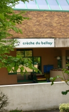 Crèche Joachim-du-Bellay