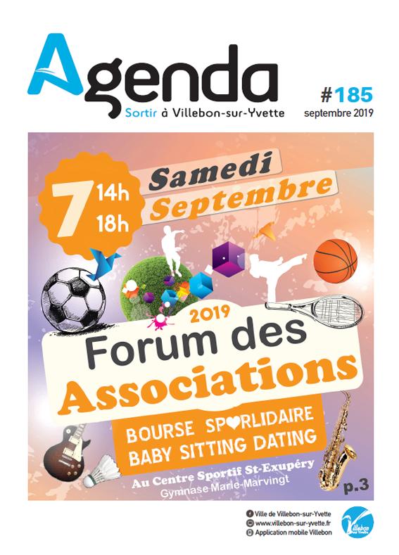 Agenda 185 - Septembre 2019